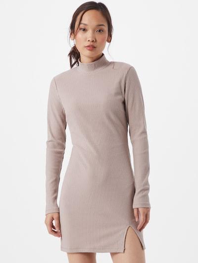 Parallel Lines Kleid in puder, Modelansicht