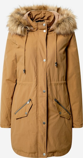 ONLY Between-seasons parka 'Vicky' in light brown, Item view