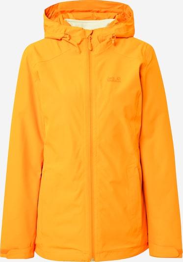 JACK WOLFSKIN Jacke 'NORRLAND' in orange, Produktansicht