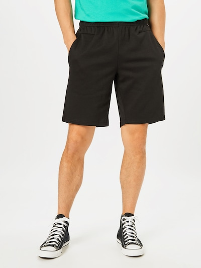 BIDI BADU Shorts in schwarz: Frontalansicht