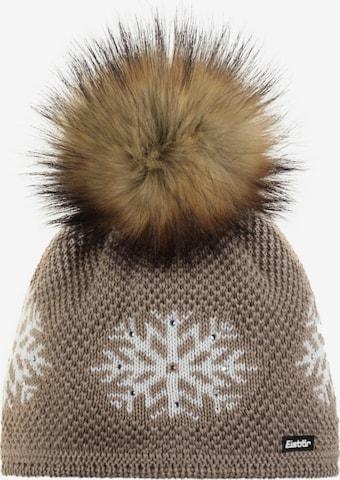 Eisbär Athletic Hat in Brown