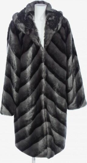 Alfredo Pauly Jacket & Coat in 4XL in Light grey / Black, Item view