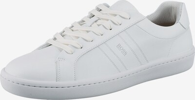 BOSS Casual Sneakers laag 'Ribeira' in de kleur Grijs / Wit, Productweergave