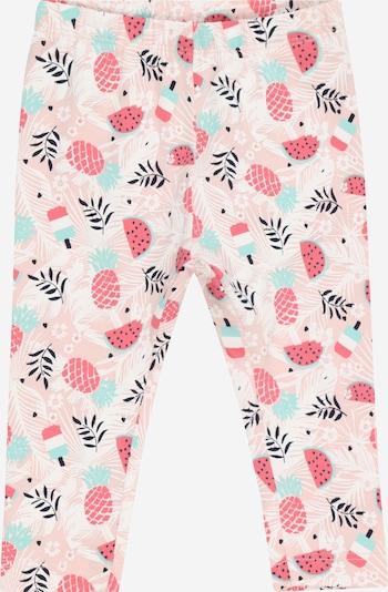 Guppy Leggings 'HELENA' in de kleur Jade groen / Rosa / Pitaja roze / Zwart / Wit, Productweergave