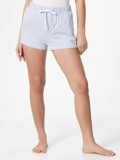 JOOP! Bodywear Kratke hlače za spanje | svetlo modra barva: Frontalni pogled