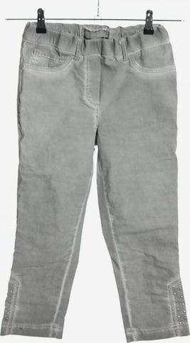 STEHMANN 3/4-Hose in XS in Grau