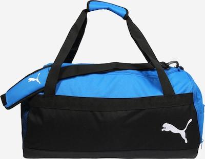 PUMA Športna torba | modra / črna barva, Prikaz izdelka
