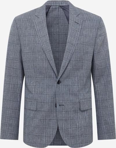 J.Lindeberg Veste de costume en bleu-gris / blanc, Vue avec produit