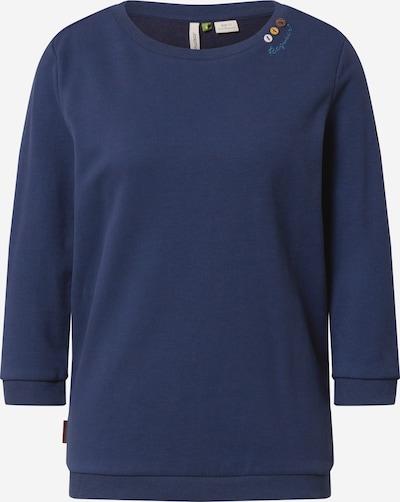 Ragwear Sweat-shirt 'Vemsia' en bleu marine, Vue avec produit
