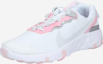 Nike Sportswear Baskets 'Element 55' en gris / rose / blanc, Vue avec produit