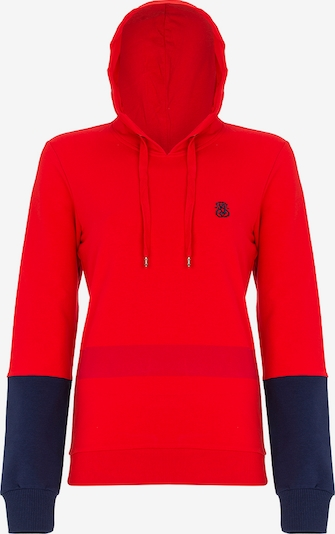 Jimmy Sanders Sweatshirt in rot, Produktansicht
