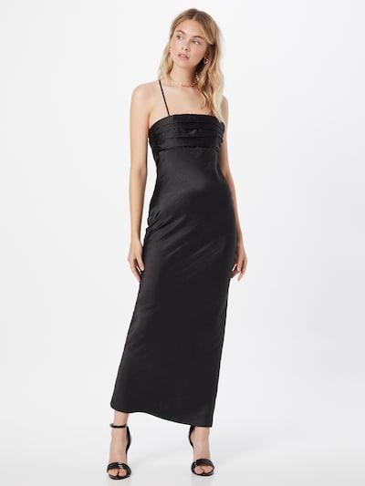 Love Triangle Kleid 'STOLEN MOMENTS' in schwarz, Modelansicht