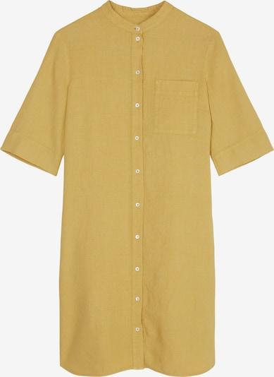 Marc O'Polo Robe d'été en jaune, Vue avec produit
