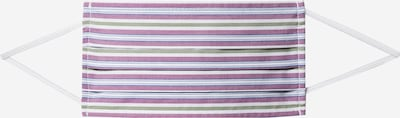 Ekn Stoffen mondkapje in de kleur Blauw / Rosa, Productweergave