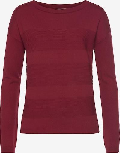 TAMARIS Sweater in Bordeaux, Item view