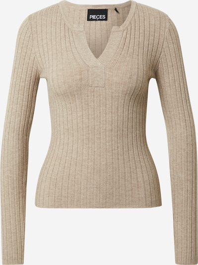PIECES Pullover 'Gilaya' in cappuccino, Produktansicht