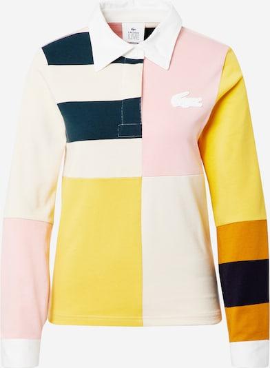 LACOSTE Shirt in mischfarben, Produktansicht