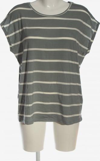 AWARE by Vero Moda Ringelshirt in L in creme / grün, Produktansicht