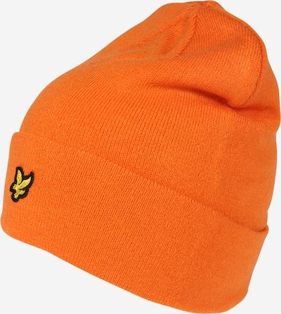 sárga / világos narancs / fekete Lyle & Scott Sapka, Termék nézet