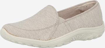 Papuci de casă 'REGGAE' de la SKECHERS pe bej