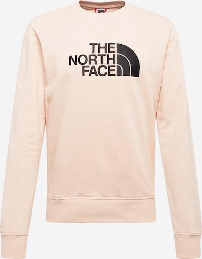 THE NORTH FACE Sudadera 'DREW PEAK' en rosa / negro, Vista del producto