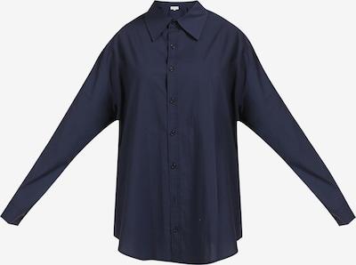 usha BLUE LABEL Bluse in marine, Produktansicht