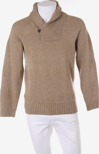 H&M Pullover in M in beige, Produktansicht