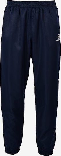 Sergio Tacchini Sportbroek 'Carson 020 Slim Pants' in de kleur Donkerblauw, Productweergave