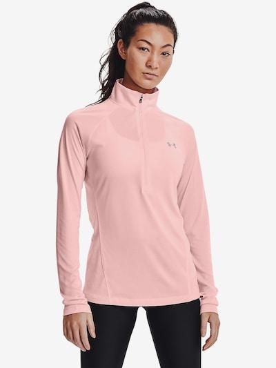 UNDER ARMOUR Functioneel shirt in de kleur Rosa: Vooraanzicht