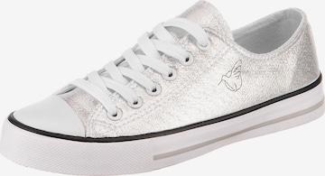 Lynfield Sneaker in Silber