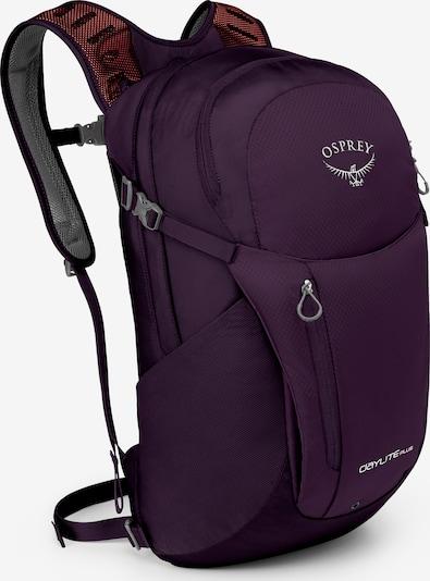 Osprey Rucksack 'Daylite Plus' in lila, Produktansicht