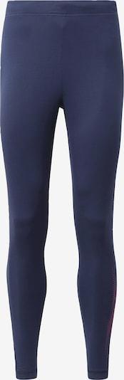 REEBOK Leggings in blau, Produktansicht