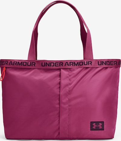 UNDER ARMOUR Sporttas 'Essential' in de kleur Lila / Pink, Productweergave