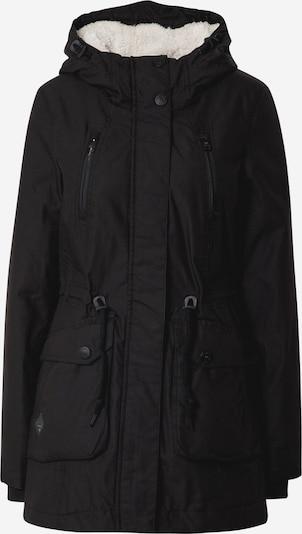 Ragwear Winterjas 'ELSA' in de kleur Zwart, Productweergave