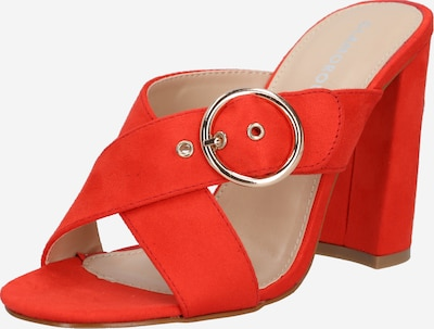 GLAMOROUS Mule in Orange red, Item view