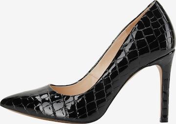 Escarpins faina en noir