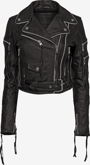 trueprodigy Lederjacke 'Izzy' in schwarz, Produktansicht