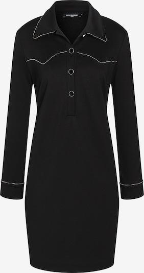 Ana Alcazar Kleid 'Bazus' in schwarz / silber, Produktansicht