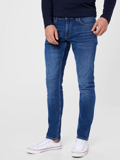 Q/S by s.Oliver Jeans 'RICK' in blue denim, Modelansicht