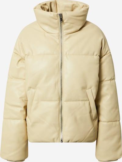 Gina Tricot Jacke 'Kit' in beige, Produktansicht