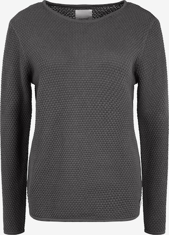 Oxmo Sweater 'Helen' in Grey