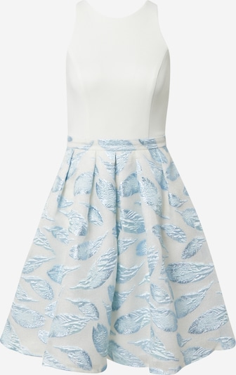 SWING Cocktail dress in Opal / White, Item view