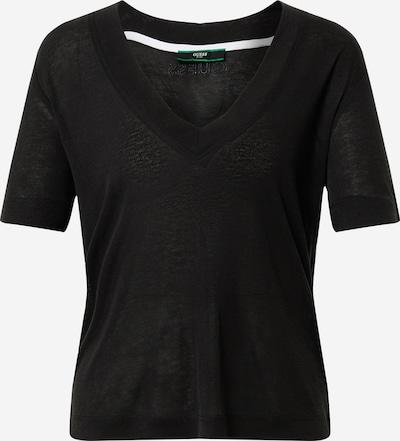GUESS T-shirt 'SENEM' en noir, Vue avec produit