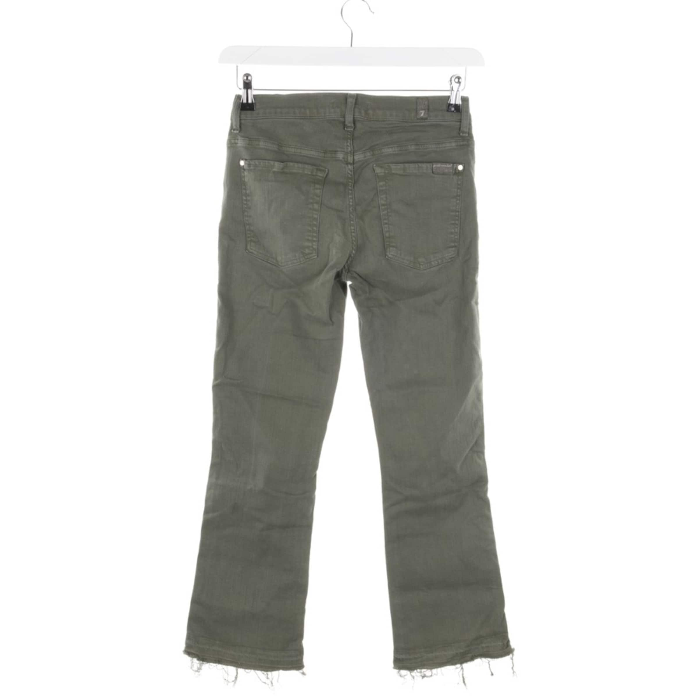 7 for all mankind Jeans in w27 in khaki