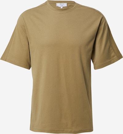 DAN FOX APPAREL Shirt 'Falk' in de kleur Kaki, Productweergave
