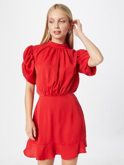 Rochie AX Paris pe roșu, Vizualizare model