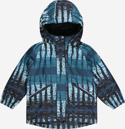 Reima Funkcionāla jaka, krāsa - tumši zils / tirkīza / debeszils, Preces skats