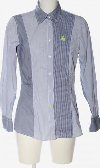 Jacques Britt Langarmhemd in S in blau / weiß, Produktansicht