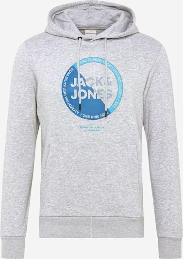 kék / szürke JACK & JONES Tréning póló 'LAMBO', Termék nézet