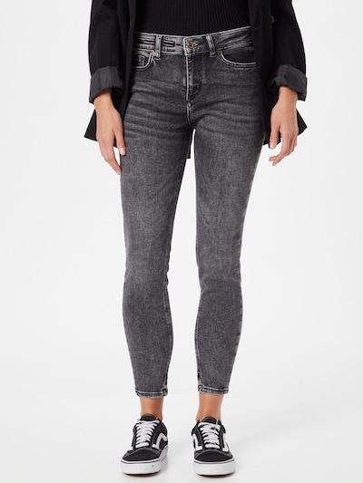 DRYKORN Jeans 'NEED' in anthrazit, Modelansicht